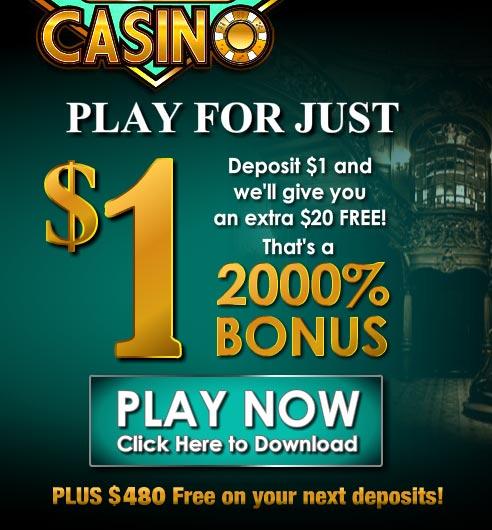 Nostalgia Casino Bonus Code