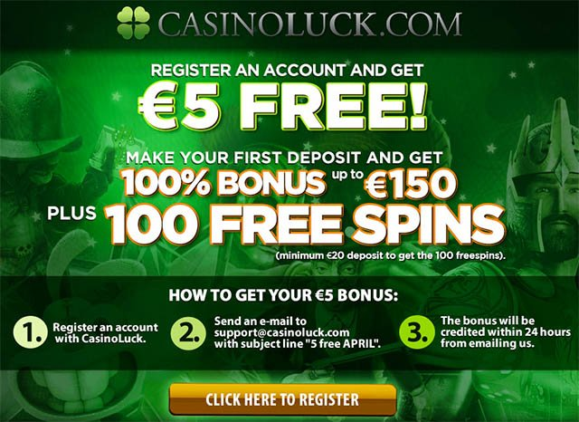 Casino Luck has always been that one casino with really good and