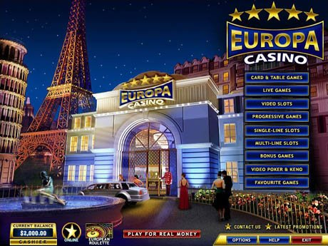 Europa Casino Gratis