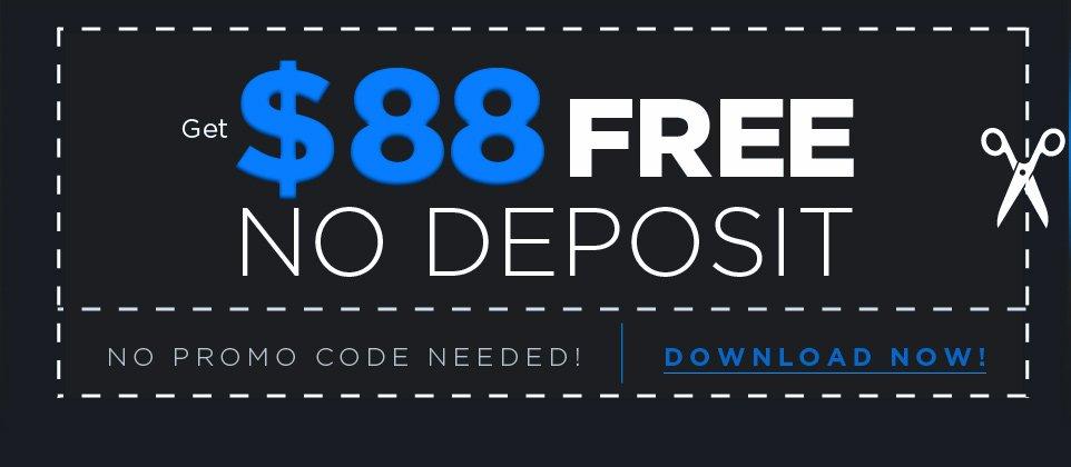 888poker Bonus:  FREE, No Deposit & No Promo code needed