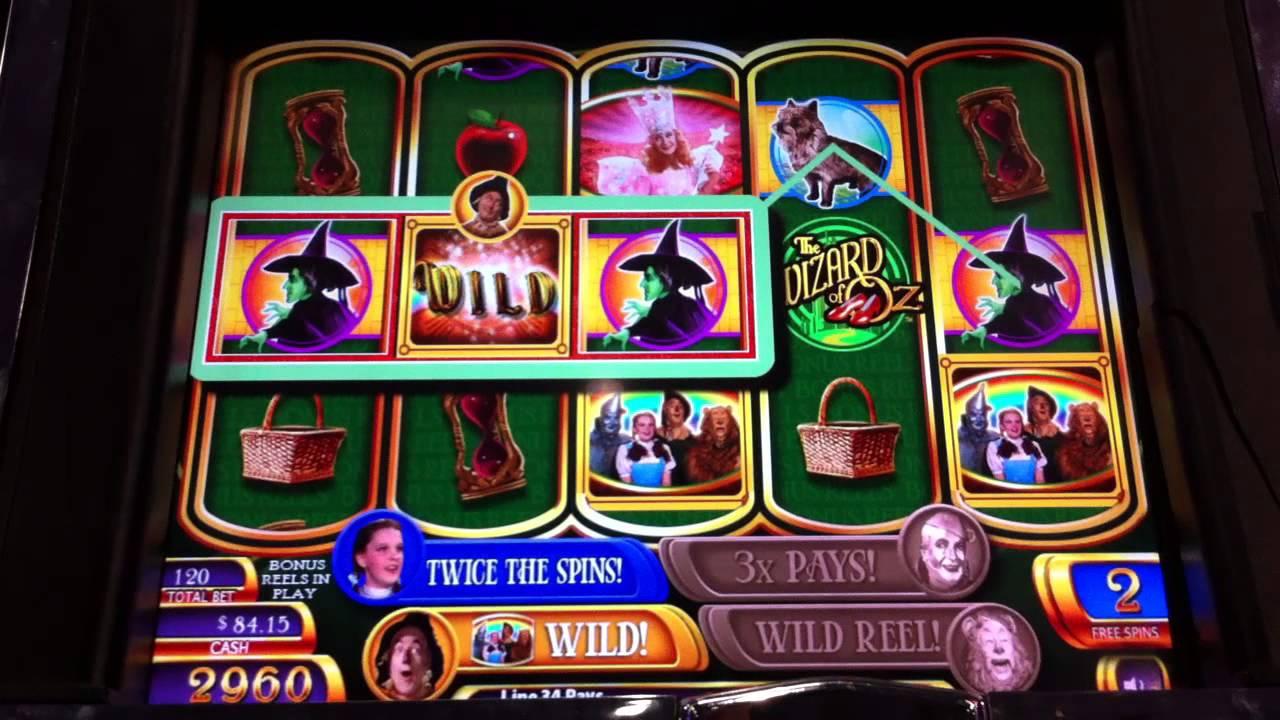 Wizard Of Oz Slot Machine Online To Play Free