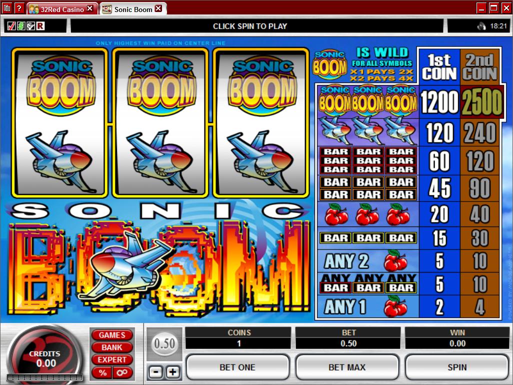 Online Slots Bonus No Deposit