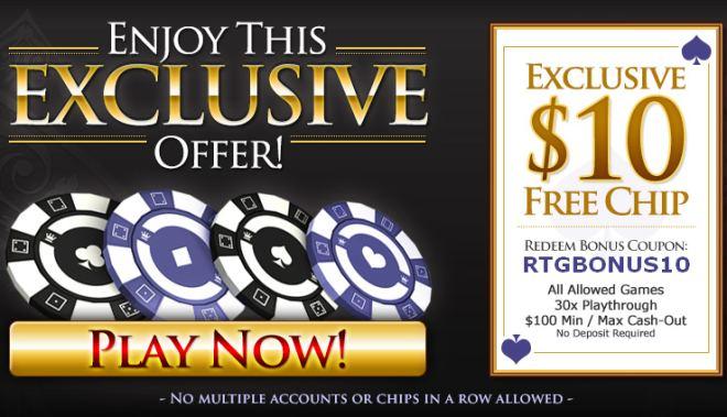 CASINO |Rtg No Deposit Bonus Codes March2017 |No deposit bonus casino