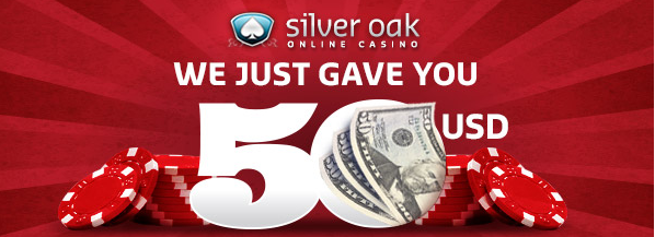 Silver Oak No Deposit Bonus Codes