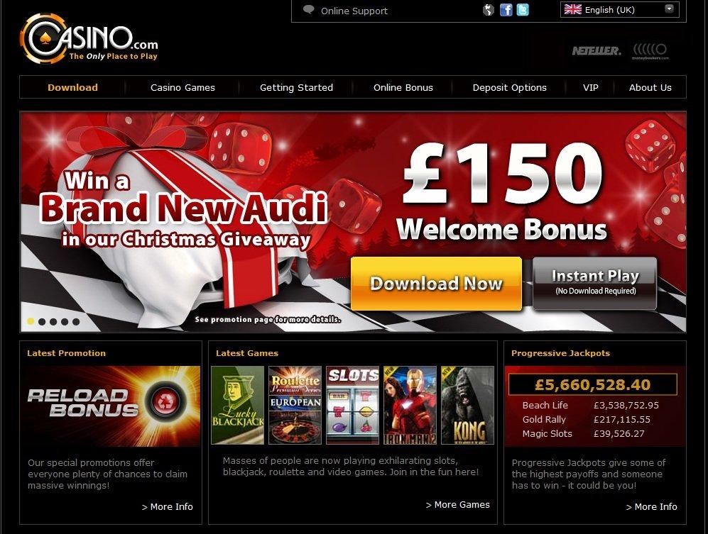 Casino Online Betsson - Created Equal Slot