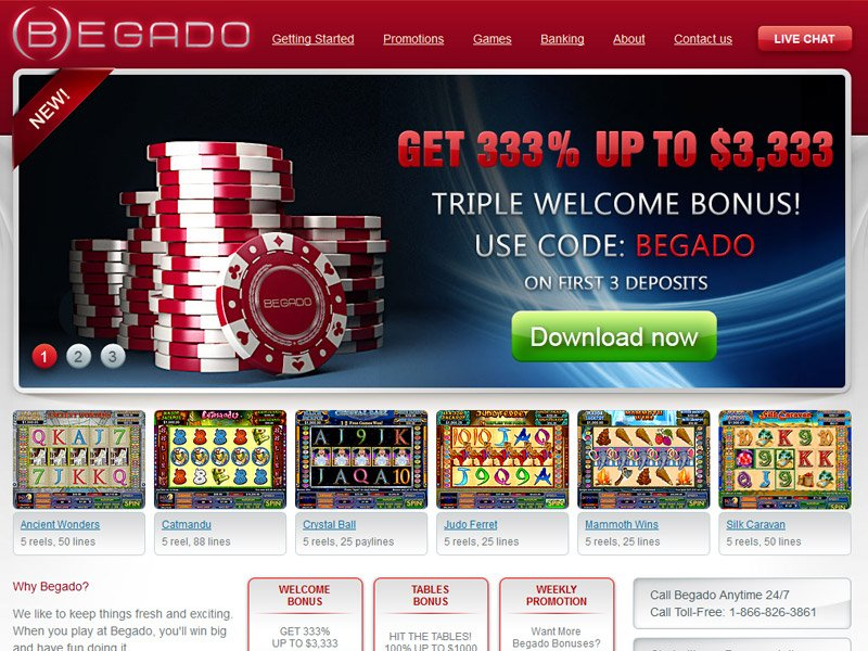 Casino Bonus Without Deposit