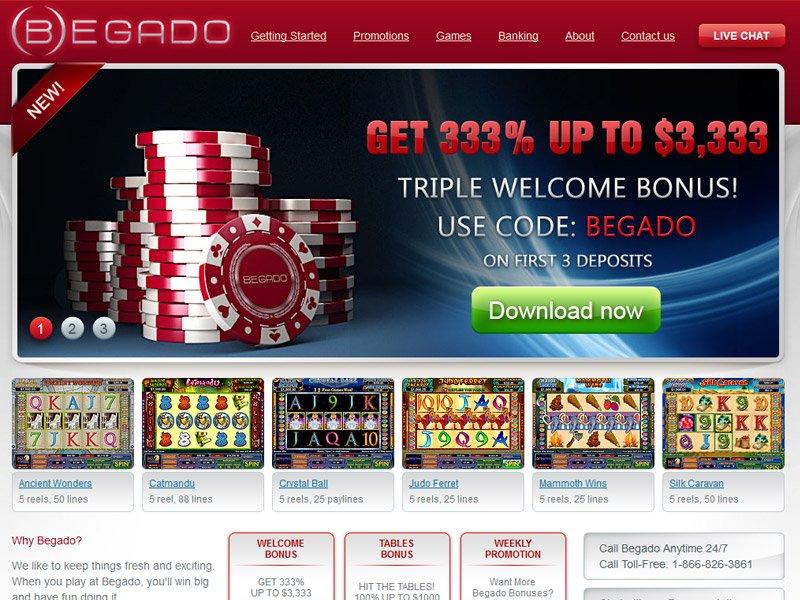 Grand Online Casino Bonus Code 2017