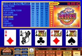 Jackpot Deuces Poker